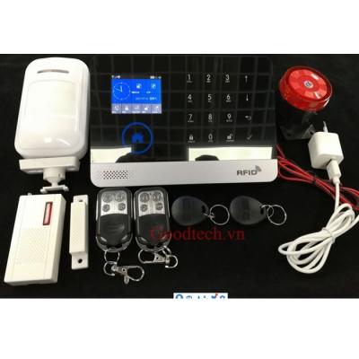 Báo động độc lập - Khóa báo động GSM-AL99 Wifi