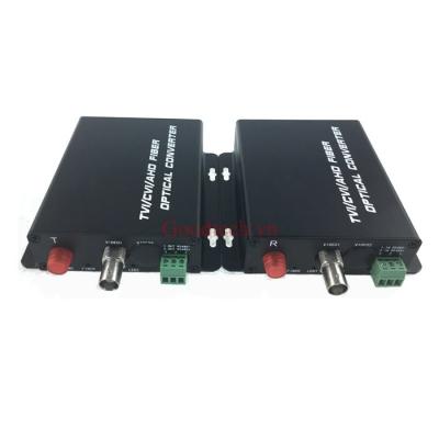 Bộ chuyển 1 kênh  KMP-CVI1V-T/R