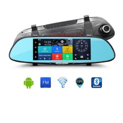 Camera Hành trình Gương sim 3G - Wifi