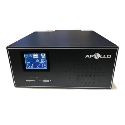 Chuyển điện apolo 12v DC ra 220v AC