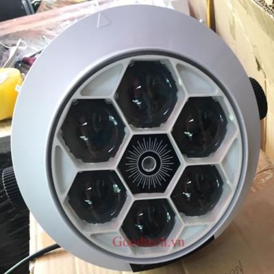 Đèn LASER LED UFO 6 mắt SP