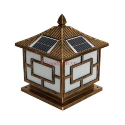 Đèn năng lượng mặt trời cổng nhà NLMT-CONG