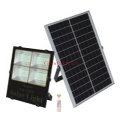 Đèn pha LED năng lượng mặt trời  NLMT-TH100