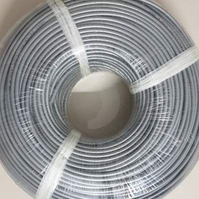 Ống nhựa PE 12mm x 10mm x 1.0mm màu bạc (Quy cách cuộn 200m) M